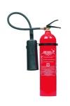 CO² - Feuerlöscher 5 kg **Jockel K5AJ (Aluminium)