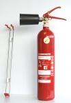 CO²-Feuerlöscher 2kg *Neuruppin KS 2 BG
