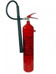 5 kg Kohlendioxid-Feuerlöscher DIN EN 3