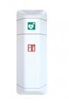 help - Feuerlöscher-Schrank + Aufsatz Defibrillatorkasten