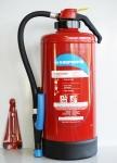 Wasser-Feuerlöscher 6 Liter *Neuruppin W6 WNA Plus- Aufladelöscher