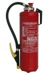 6 Liter Fettbrand Kartuschen-Auflade-Feuerlöscher DIN EN 3