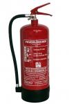 6 Liter Wasser Dauerdruck-Feuerlöscher nach DIN EN 3