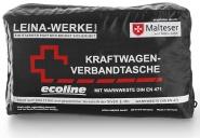 KFZ-Verbandtasche + Warnweste  *COMPACT -ecoline-  **Leina