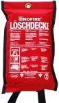 Löschdecke (100 x 100 cm) / Polybag