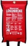 Löschdecke (120 x 180 cm) / Polybag