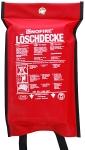 Löschdecke (160 x 180 cm) / Polybag