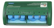 Cederroth Salvequick Pflasterspender Blue Detectable