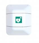 help - Defibrillator-Schrank