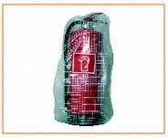 Gitternetzhaube für Feuerlöscher bis 6 kg /Liter Füllinhalt