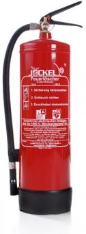 Schaumlöscher 6 Liter **Jockel S6LJM BIO PLUS ( mit Manometer ) - Dauerdrucklöscher