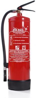 Schaumlöscher 6 Liter **Jockel S6LJ Bio Plus Dauerdrucklöscher