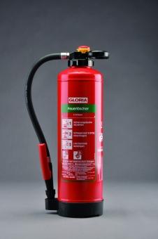 Schaumlöscher 9 Liter ** GLORIA SK 9 PRO - Aufladelöscher
