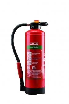 Schaumlöscher 6 Liter **Gloria SH 6 PRO - Aufladelöscher