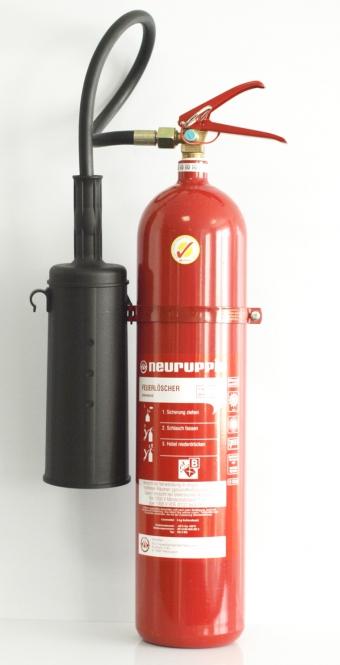 CO²-Feuerlöscher 5kg *Neuruppin KS 5 BG