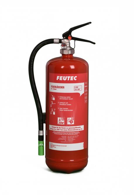 Neuruppin 6 Liter Schaumlöscher S 6 DN eco-P FEUTEC