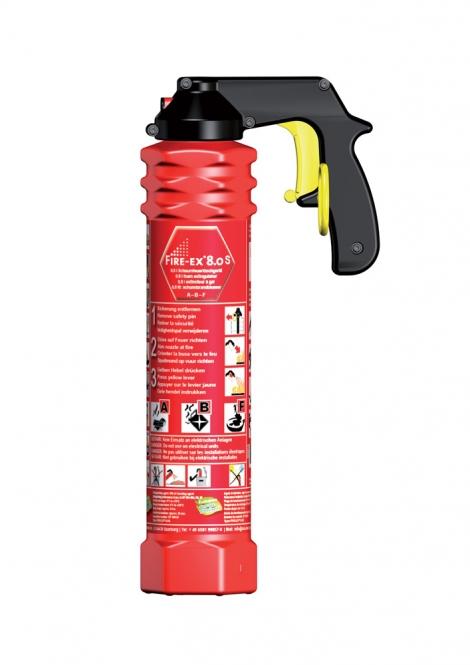 Fire‐Ex 8.0 Feuerlöschgerät mit Schaum